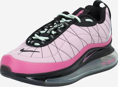 Nike Sportswear Baskets basses 'MX-720-818' en lilas / rose / noir, Vue avec produit