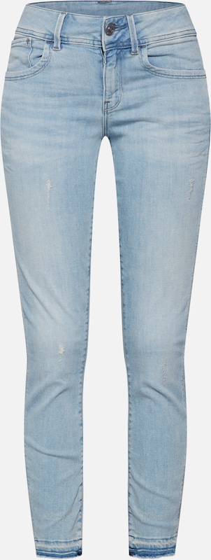 In Blauw Raw star Jeans 'lynn' G qc45A3RSjL