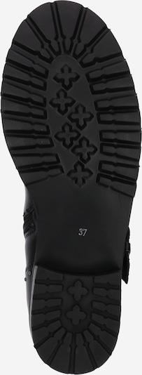 SPM Stiefelette 'Pearlster' in schwarz: Ansicht von unten