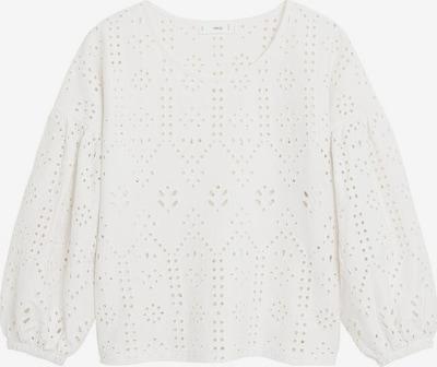 MANGO Tunika 'Soraya' w kolorze nakrapiany białym, Podgląd produktu