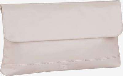 JOST Handtasche ' Boda 6620 Clutch ' in altrosa / weiß, Produktansicht