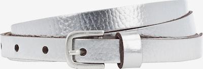VANZETTI Riem '15 mm' in de kleur Zilver, Productweergave