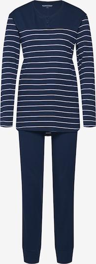 SCHIESSER Piżama w kolorze niebieska nocm, Podgląd produktu