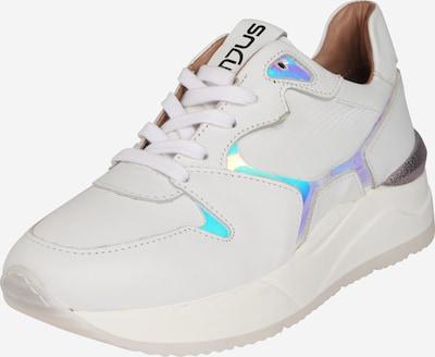 MJUS Sneaker 'KINEK' in silber / weiß, Produktansicht