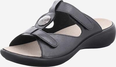 ROMIKA Pantoletten in schwarz, Produktansicht