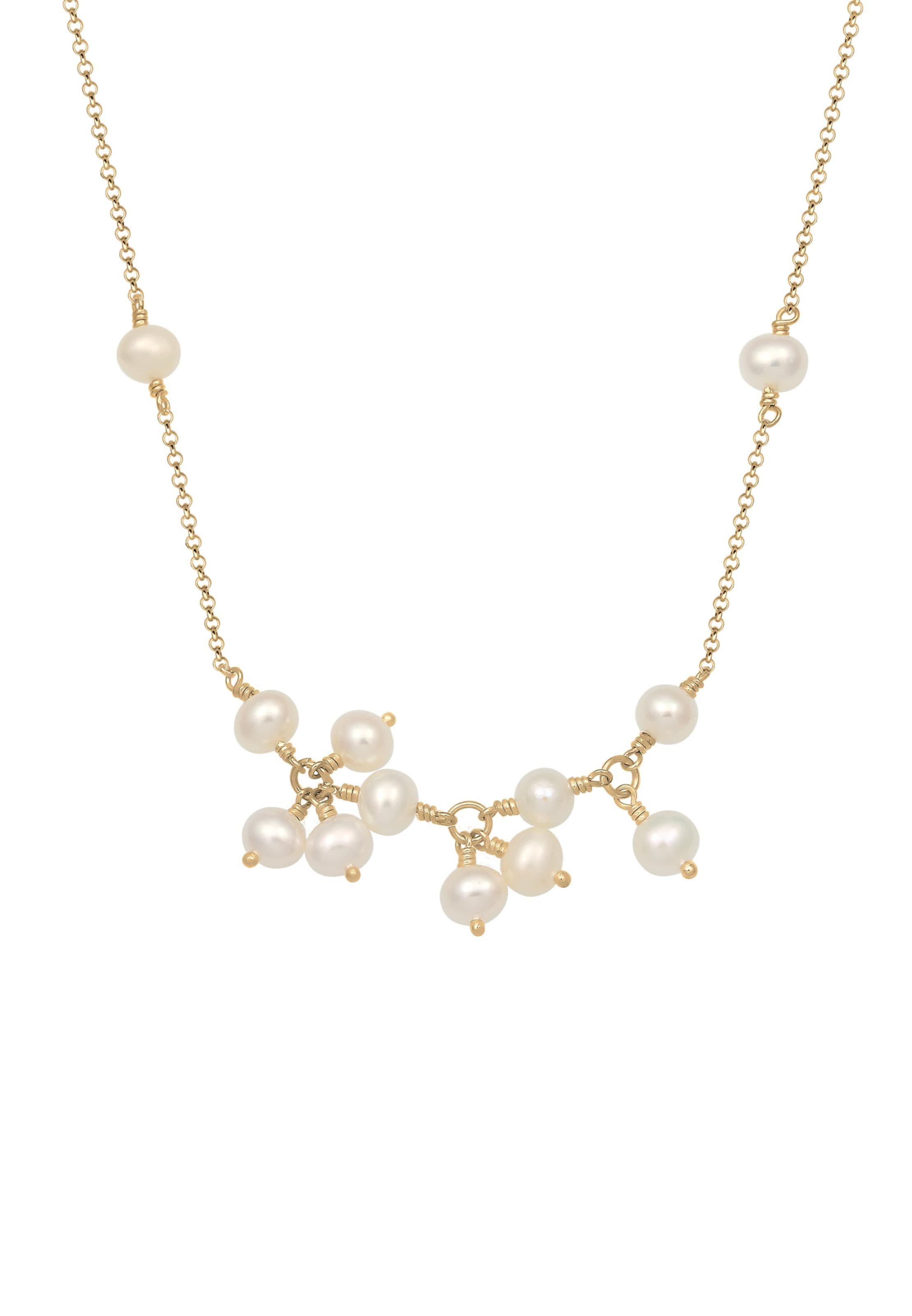 Halskette Elli Elli Elli In Premium In Gold Premium Halskette Gold dBxrCoe