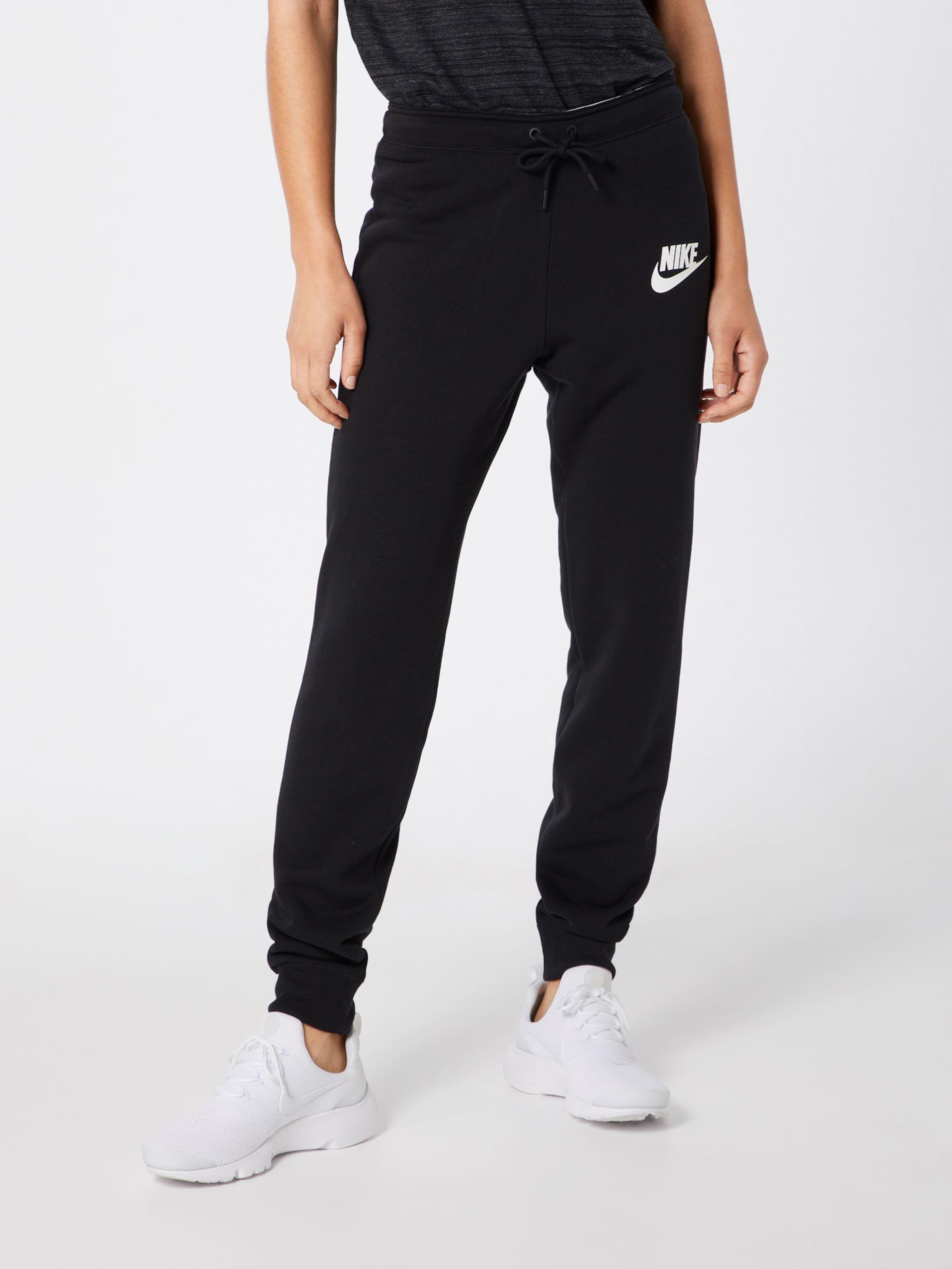 En Sportswear 'rally' Noir Nike Pantalon EI2DH9