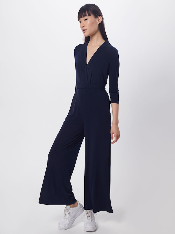 Esprit Collection Overall in navy, Modelansicht