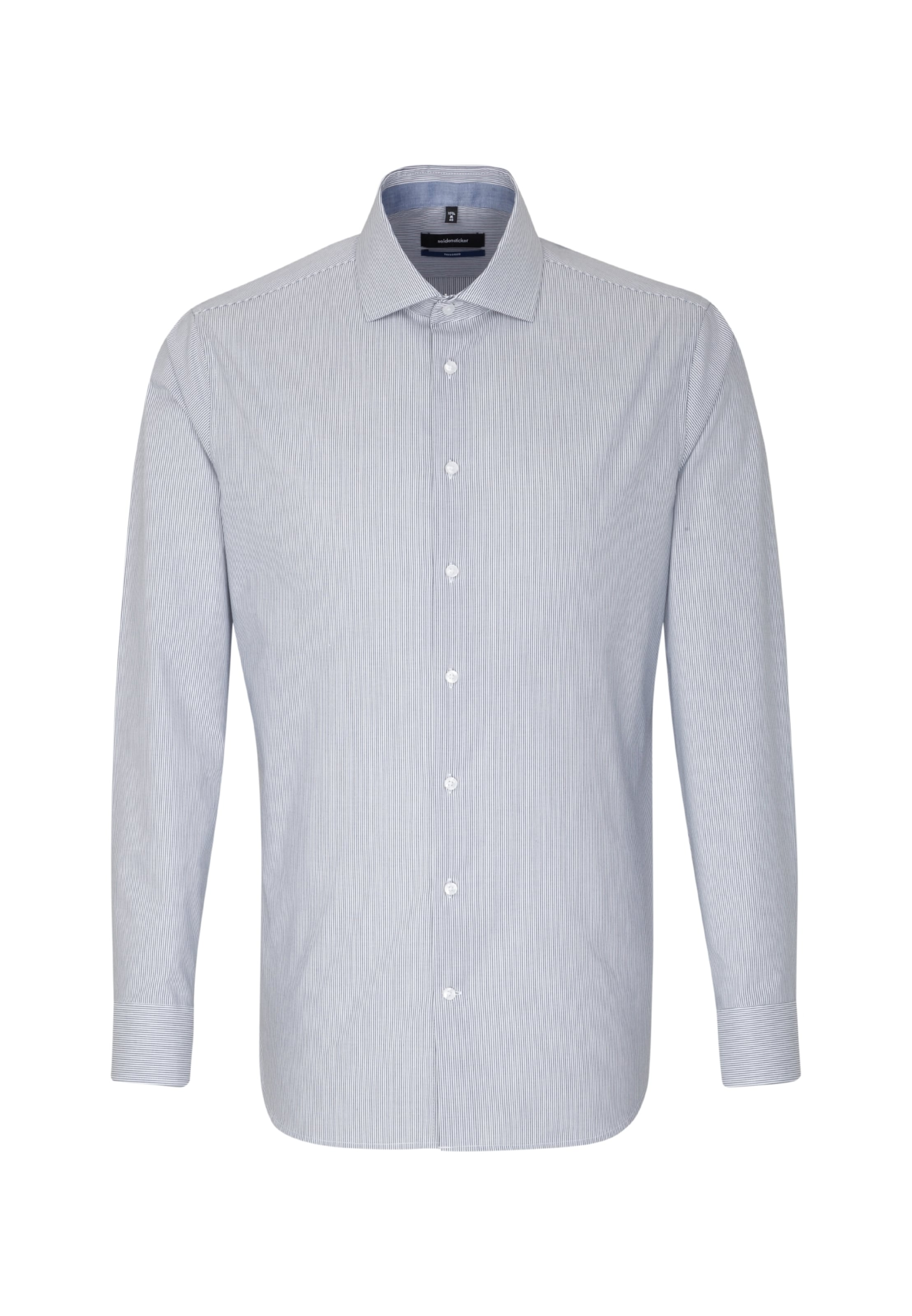RauchblauWeiß In RauchblauWeiß Seidensticker Hemd In Seidensticker Seidensticker Hemd RauchblauWeiß Hemd Seidensticker In 5jL43AR