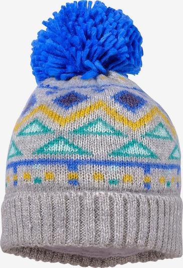 MAXIMO Mütze in grau / mischfarben, Produktansicht