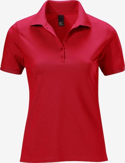 heine Pikee-Poloshirt in rot, Produktansicht