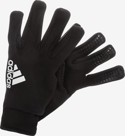 ADIDAS PERFORMANCE Guantes deportivos en negro / blanco, Vista del producto