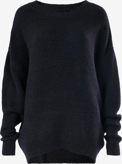 BLOOM Pullover in nachtblau, Produktansicht