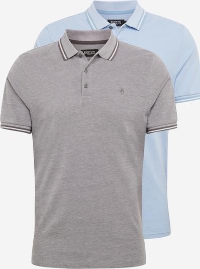 BURTON MENSWEAR LONDON Shirt in de kleur Blauw / Grijs, Productweergave