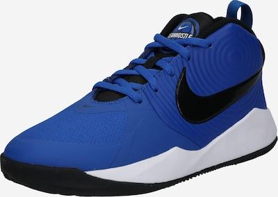 Pantofi sport 'Team Hustle D9' NIKE pe albastru royal / negru, Vizualizare produs
