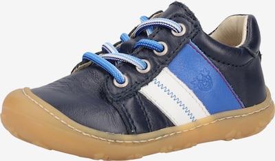 Pepino Halbschuhe in blau / dunkelblau / weiß, Produktansicht