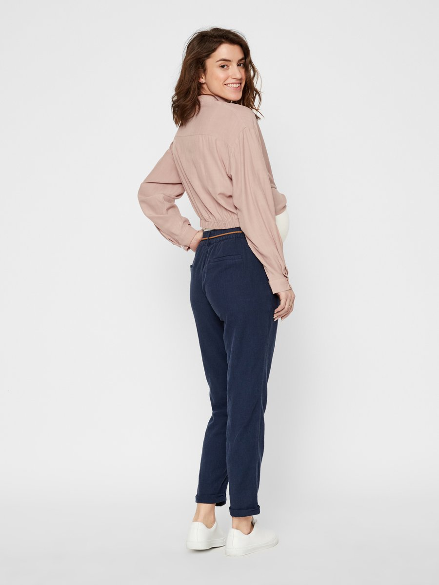 MAMALICIOUS Blouse in Oudroze icuHo4fx