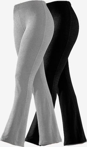 Pantaloncini da pigiama di VIVANCE in grigio