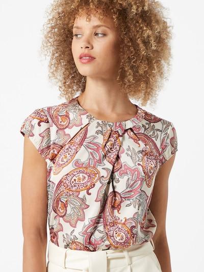 Bluză COMMA pe culori mixte, Vizualizare model