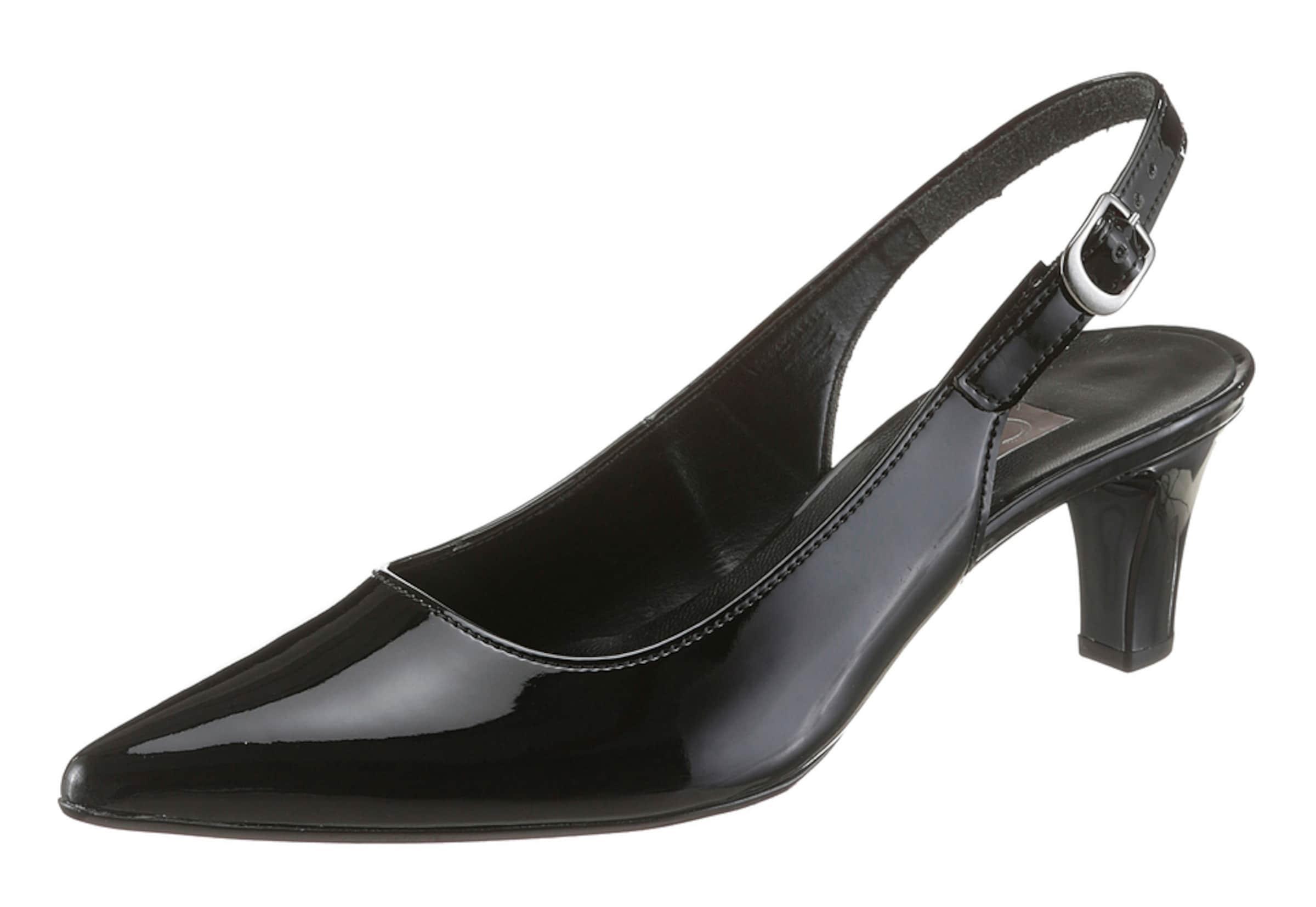 Haltbare Mode billige Schuhe GABOR | Slingpumps Schuhe Gut getragene Schuhe