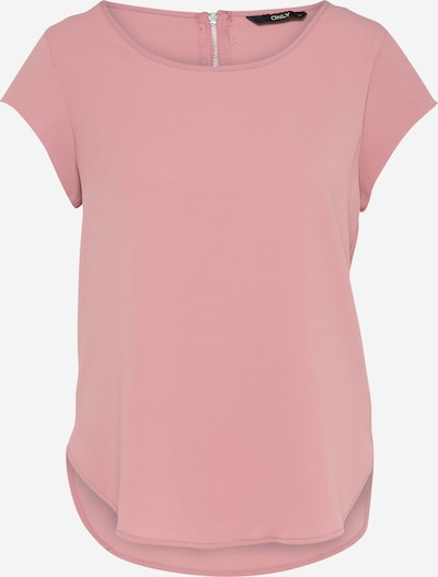 ONLY Shirt in rosa, Produktansicht