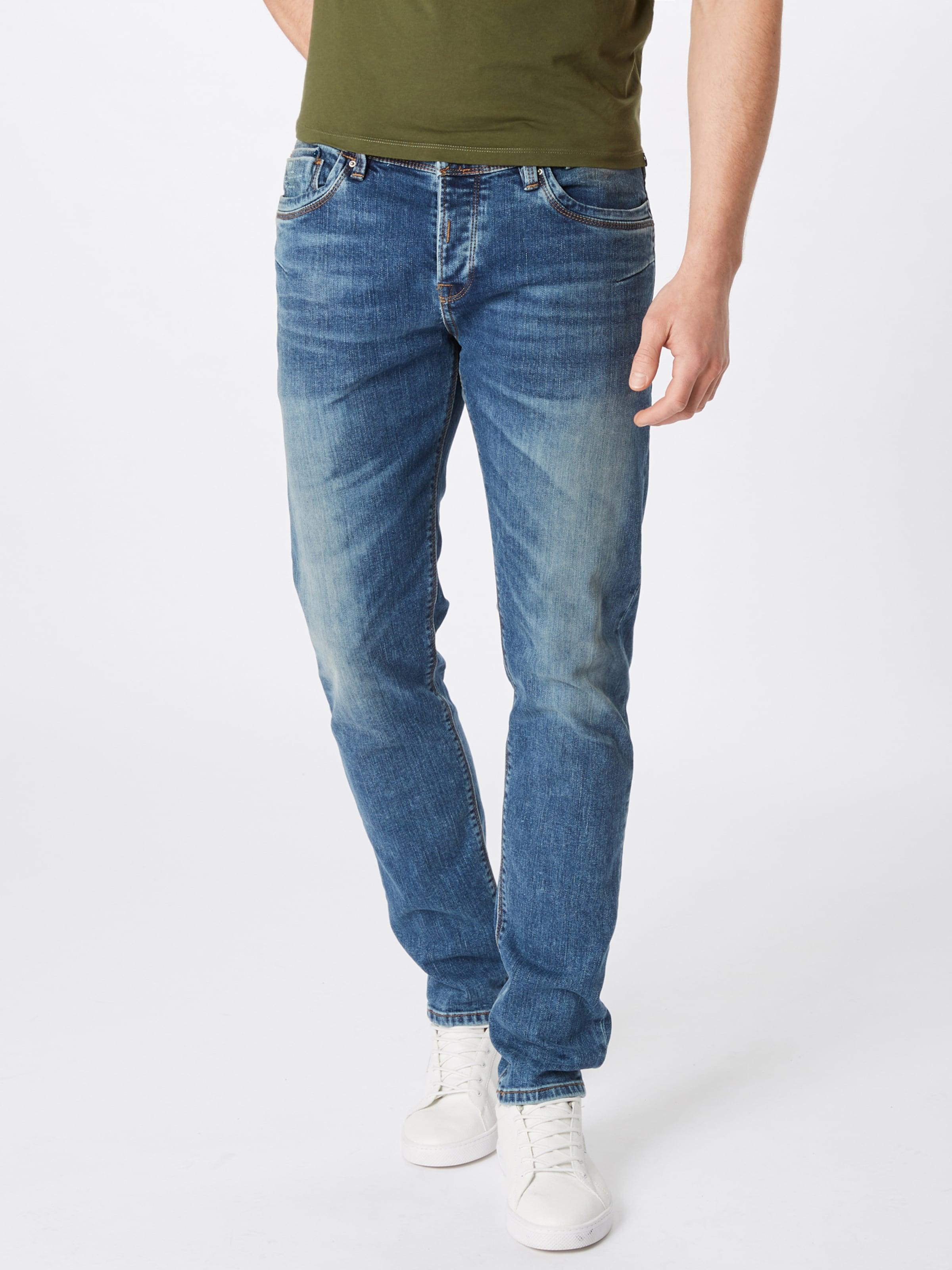 Blauw X Ltb Jeans 'servando Denim In D' 8NkwnPZ0OX