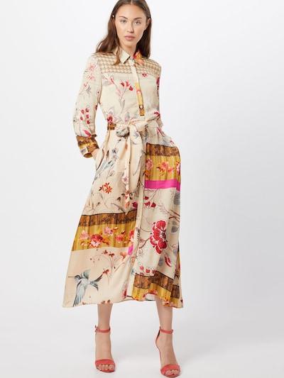 REPLAY Kleid in beige, Modelansicht