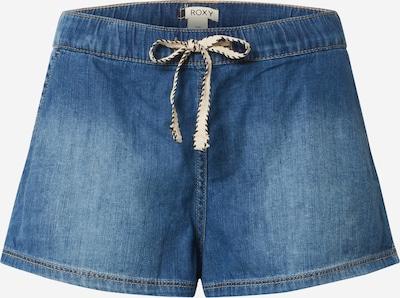 Pantaloni ROXY pe albastru, Vizualizare produs