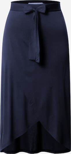 PIECES Spódnica 'ELONORA' w kolorze ciemny niebieskim: Widok z przodu