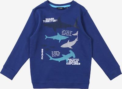 BLUE SEVEN Sweatshirt in marine, Produktansicht