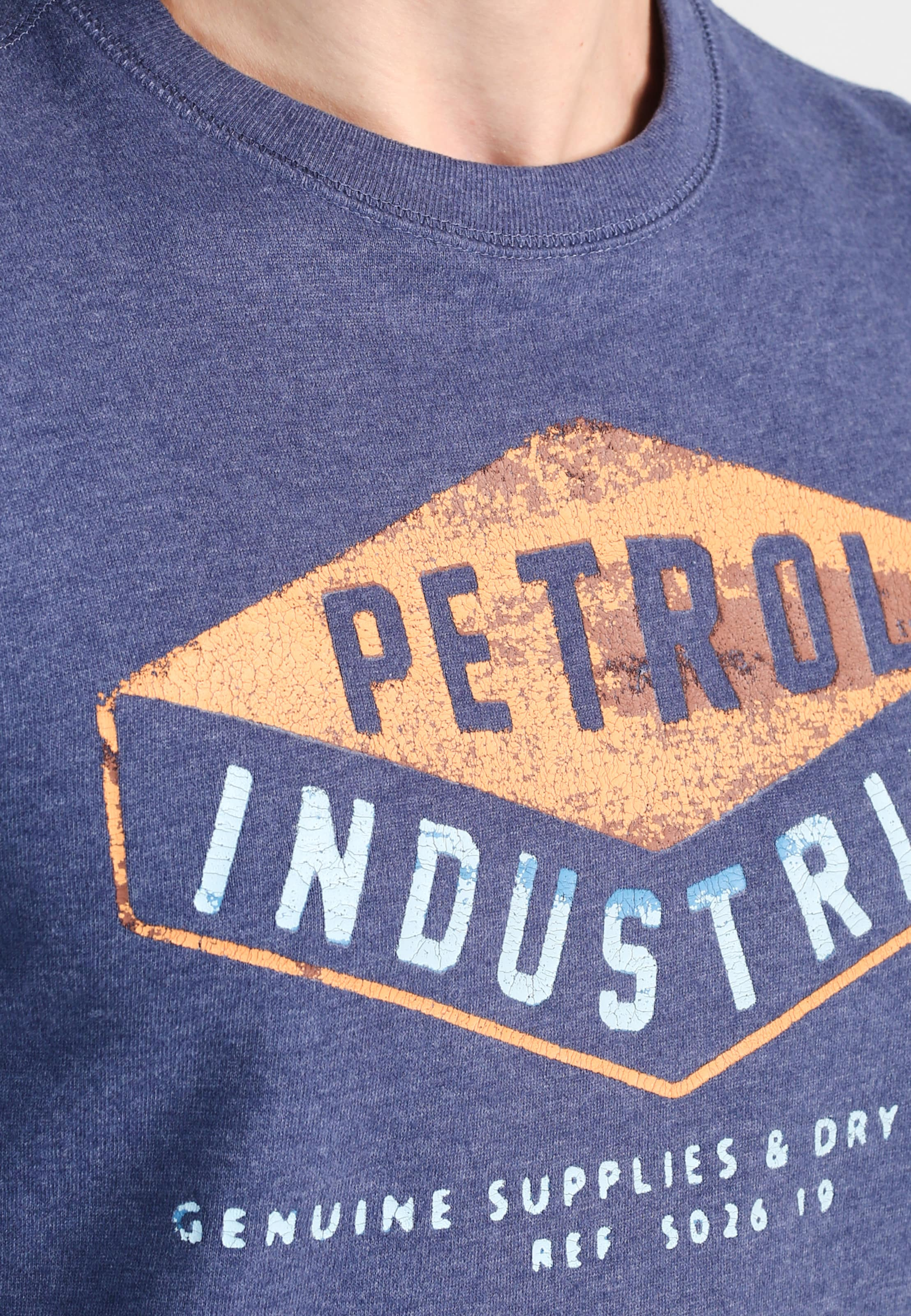 Petrol Industries Petrol Industries Sweatshirt Amazon Verkauf Online TxMOj5C