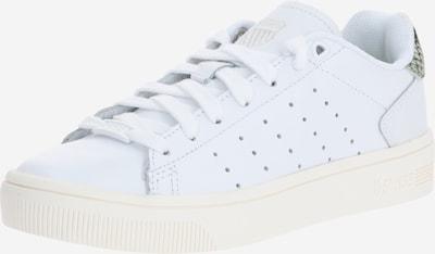K-SWISS Sneaker 'COURT FRASCO II' in hellgrün / weiß, Produktansicht