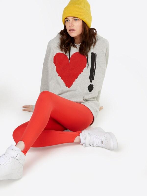 miss goodlife Hoodie 'Heart'