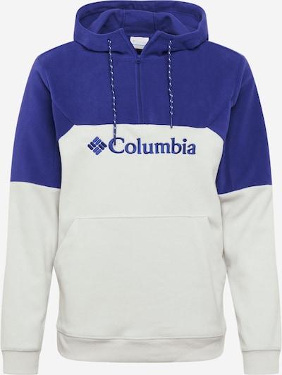 COLUMBIA Bluzka sportowa 'Lodge II' w kolorze granatowy / szarym, Podgląd produktu