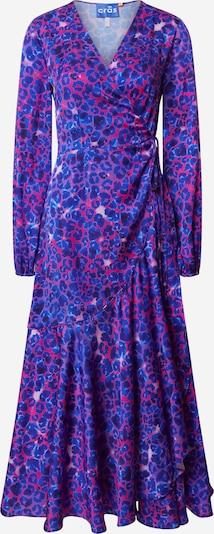 Crās Jurk 'Harpercras' in de kleur Blauw / Pink, Productweergave