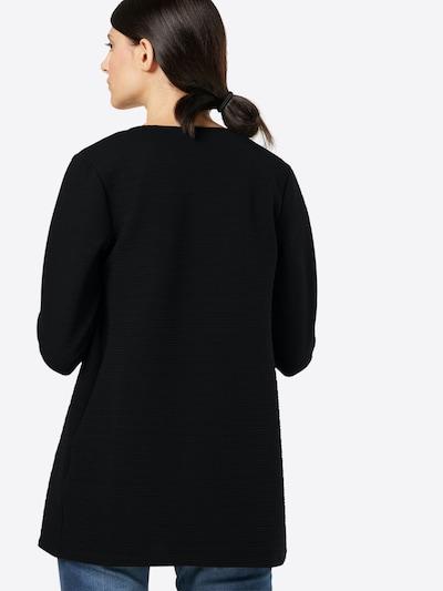 ONLY Cardigan 'Leco' in schwarz: Rückansicht