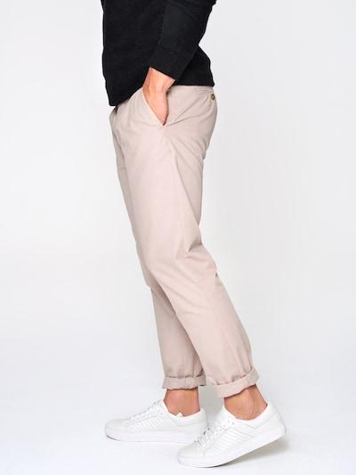 ABOUT YOU x Magic Fox Pantalon chino 'Anton' en beige: Vue de profil