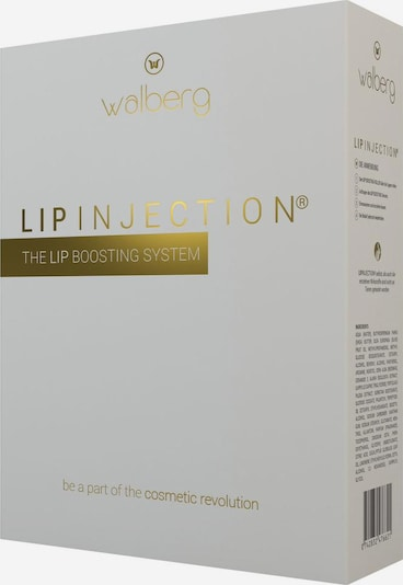 Walberg Volumen-Lippenpflege 'Lipinjection' in transparent, Produktansicht
