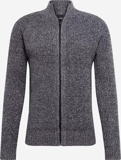BURTON MENSWEAR LONDON Vestes en maille en gris, Vue avec produit