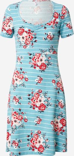 Rochie de vară Blutsgeschwister pe albastru / culori mixte, Vizualizare produs