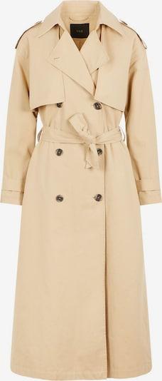 Palton de primăvară-toamnă Y.A.S pe bej, Vizualizare produs