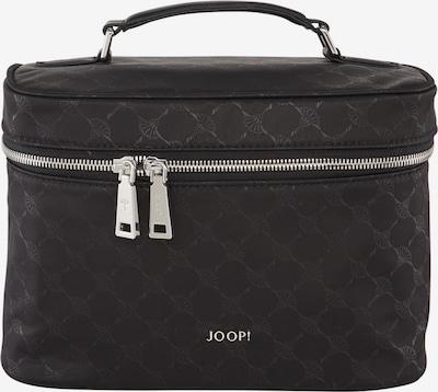 JOOP! Kosmetiktasche 'Cornflower ' in schwarz, Produktansicht