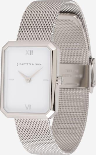 Kapten & Son Аналогов часовник 'Grace Mesh' в сребърно, Преглед на продукта