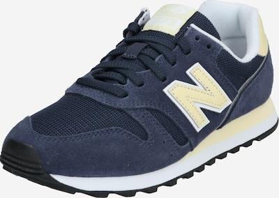 Sportbačiai be auliuko 'WL373 B' iš new balance , spalva - tamsiai mėlyna / kiaušinio lukšto spalva, Prekių apžvalga