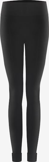 "YOGISTAR.COM Yogi-leggings ""liane"" - Charcoal in schwarz, Produktansicht"