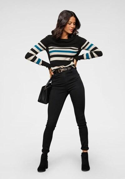 BRUNO BANANI Pullover in mischfarben, Modelansicht