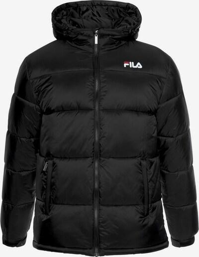 FILA Winterjas 'Scooter' in de kleur Rood / Zwart / Wit, Productweergave