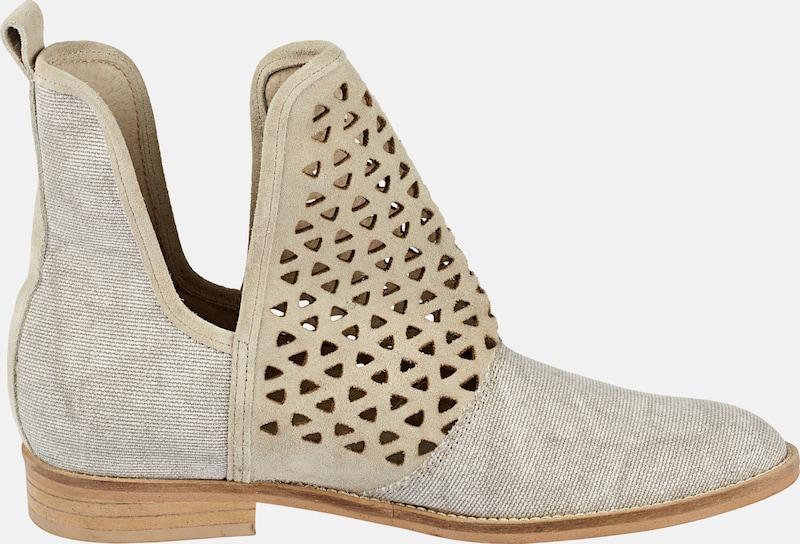 heine Stiefelette mit Cut-out-Dessin Günstige und langlebige Schuhe