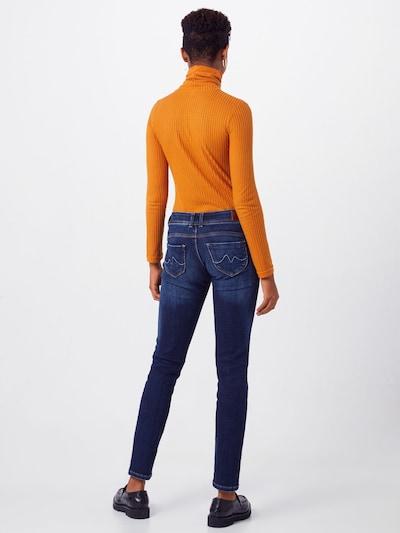 Pepe Jeans Džinsi 'NEW BROOKE' pieejami zils džinss: Aizmugures skats