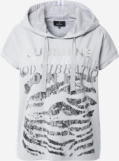 monari Sweater majica u svijetlosiva / srebro, Pregled proizvoda